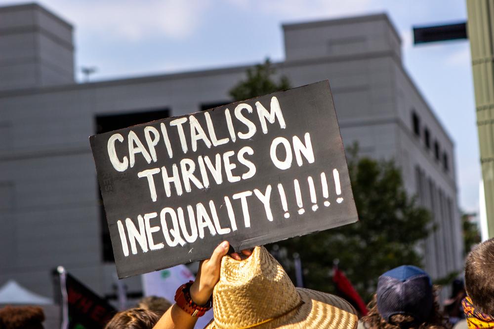 economic inequality debt